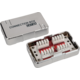Solarix Spojovací box CAT6A STP 8p8c LSA+/Krone KRJS45-VEB6A