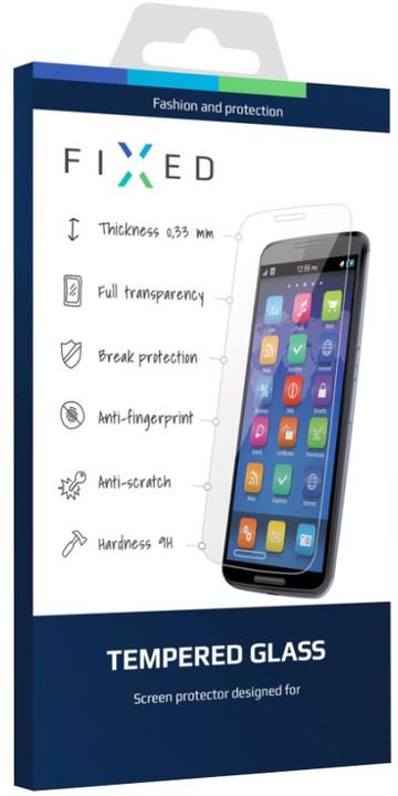 FIXED ochranné tvrzené sklo pro Nokia 5, 0.33 mm