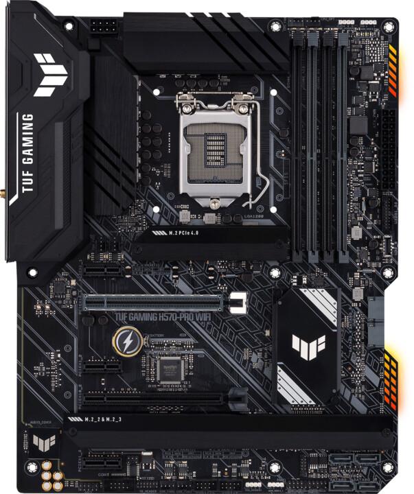 ASUS TUF GAMING H570-PRO WIFI - Intel H570