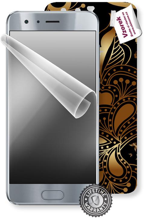 Screenshield fólie na displej + skin voucher (vč. popl. za dopr.) pro Huawei Honor 9