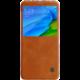 Nillkin Qin S-View Pouzdro pro Xiaomi Redmi Note 5, hnědý  + Při nákupu nad 500 Kč Kuki TV na 2 měsíce zdarma vč. seriálů v hodnotě 930 Kč