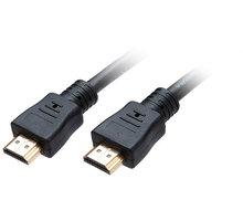 Akasa kabel HDMI - HDMI, M/M, pozlacené konektory, 8K@60Hz, 1m, černá - AK-CBHD19-10BK