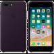 Apple kožený kryt na iPhone 8 Plus / 7 Plus, lilkově fialová