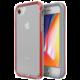 LifeProof SLAM ochranné pouzdro pro iPhone 7/8 průhledné - šedo červené  + Voucher až na 3 měsíce HBO GO jako dárek (max 1 ks na objednávku)