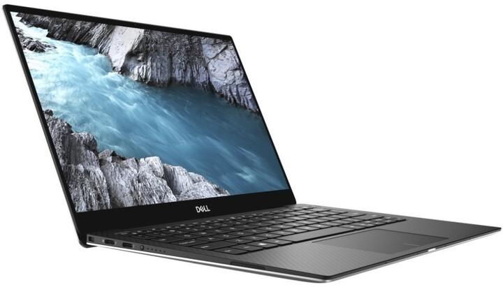 Dell XPS 13 (9305) Touch, stříbrná