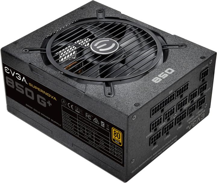 EVGA SuperNOVA 850 G+ - 850W