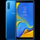 Samsung Galaxy A7 (2018), Dual Sim, modrá