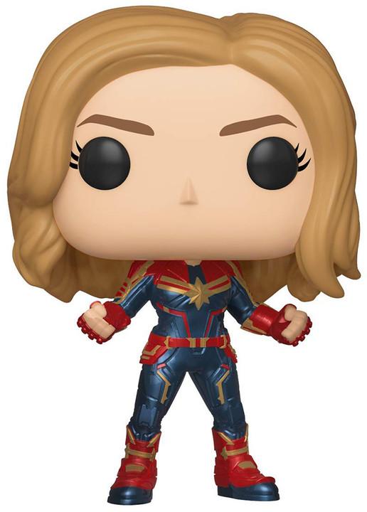 Figurka Funko POP! Marvel - Captain Marvel