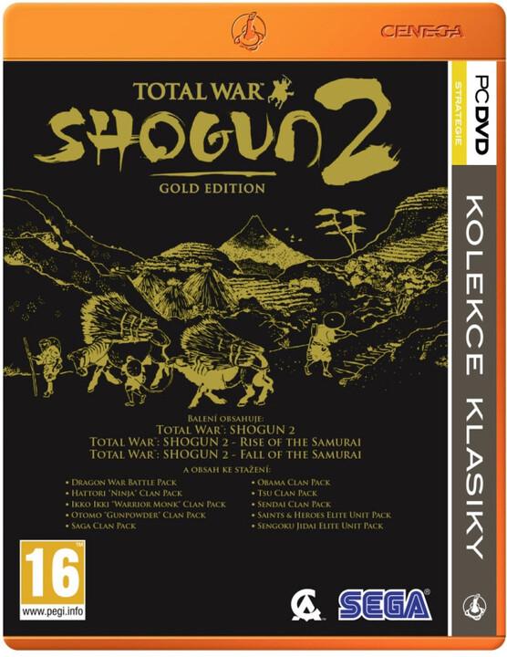 Total War: Shogun 2 - Gold Edition (PC)
