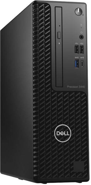 Dell Precision (T3440) SFF, černá