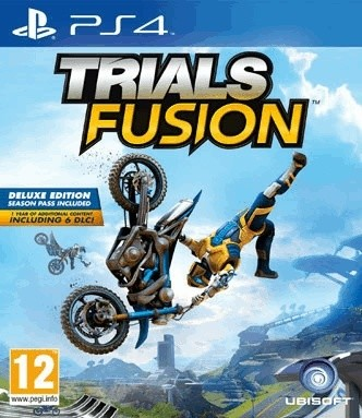 Trials Fusion + Season Pass - PS4