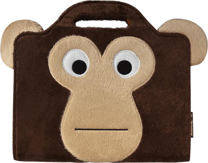 """Port Designs MONKEY univerzální dětské pouzdro na 7/8"""" tablet, hnědo-béžová"""