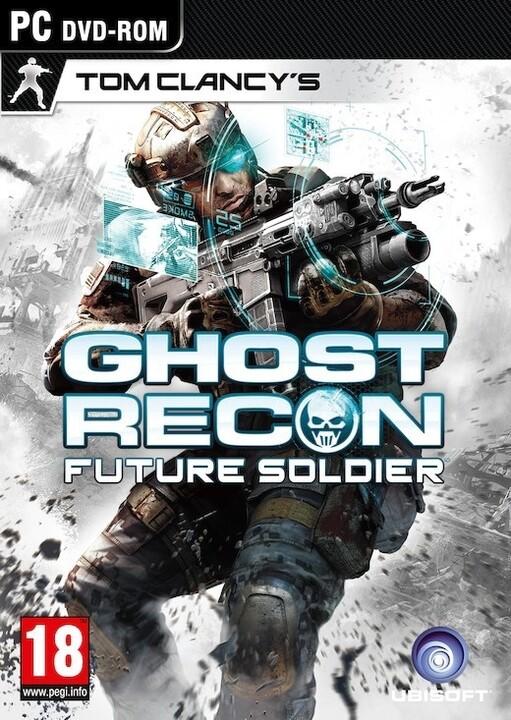 Ghost Recon: Future Soldier (PC)