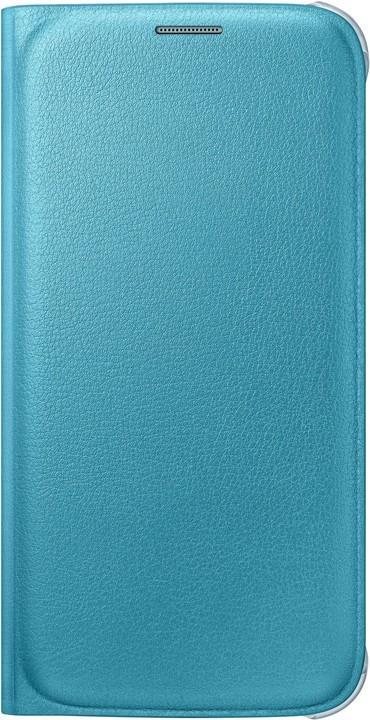 Samsung pouzdro EF-WG920P pro Galaxy S6 (G920), modrá