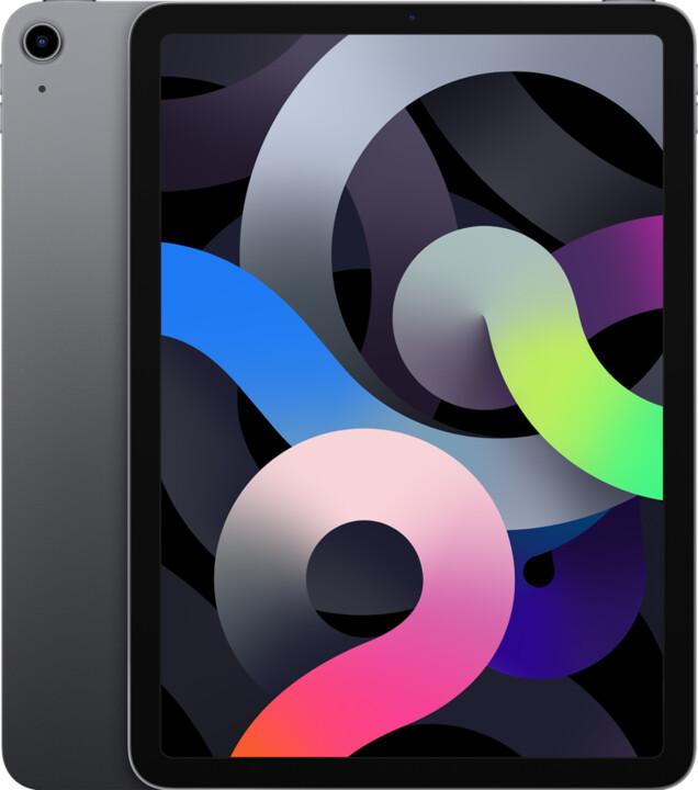 """Apple iPad Air 2020, 10,9"""", 256GB, Wi-Fi, Space Gray"""
