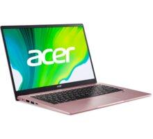 Acer Swift 1 (SF114-34), růžová - NX.A9UEC.002