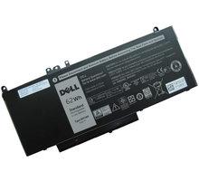 Dell baterie, 4-cell, 62Wh LI-ON pro Latitude E5570 - 451-BBUQ
