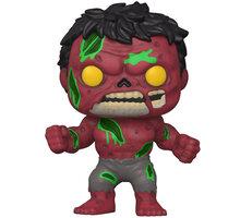 Figurka Funko POP! Marvel Zombies - Red Hulk - 889698544740