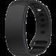 ESES silikonový řemínek ve velikosti L pro Samsung Gear Fit 2/ Gear Fit 2 Pro, černá