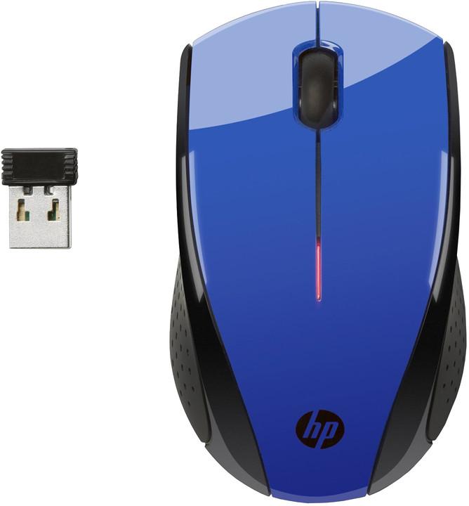 HP X3000, modrá