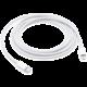 Apple kabel Lightning - USB-C, nabíjecí, datový, 2m, bílá