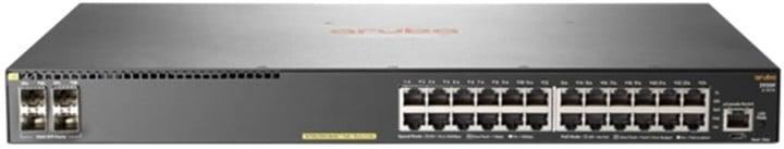 HP Aruba 2930F 24G PoE+ 4SFP