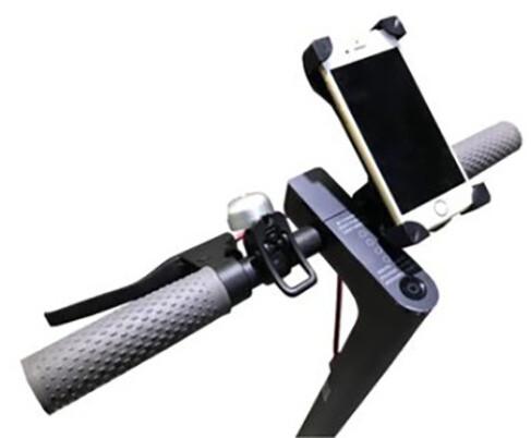 Plastový držák na telefon pro Xiaomi Scooter (Bulk)