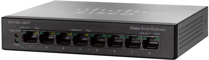 Cisco SF110D-08HP-EU