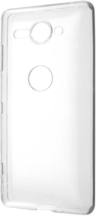 FIXED TPU gelové pouzdro pro Sony Xperia XZ2 Compact, čiré