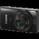 Canon IXUS 190, černá  + Voucher až na 3 měsíce HBO GO jako dárek (max 1 ks na objednávku)
