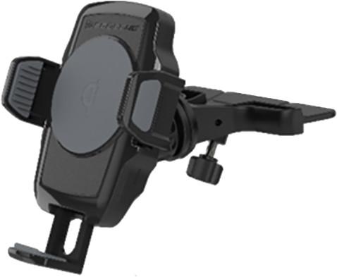 Scosche MOUNT držák s bezdrátovou nabíječkou do slotu CD/DVD