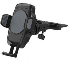 Scosche MOUNT držák s bezdrátovou nabíječkou do slotu CD/DVD - CDQ2M