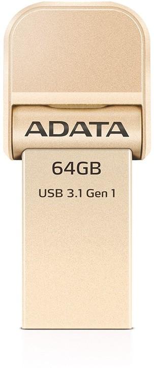ADATA AI920 64GB zlatá