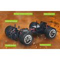 UGO Buggy 1:16 25 km/h, RC model