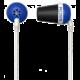 KOSS The Plug, modrá