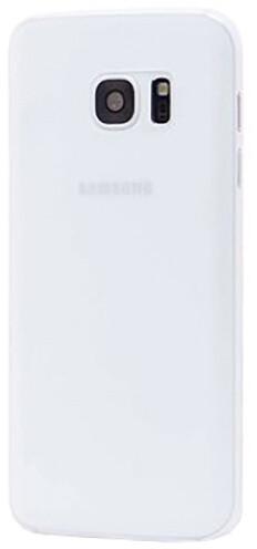 EPICO ultratenký plastový kryt pro Samsung Galaxy S7 Edge TWIGGY MATT - transparentní bílá