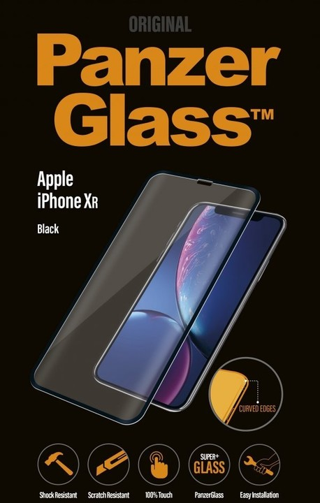 PanzerGlass Premium pro Apple iPhone Xr, černé