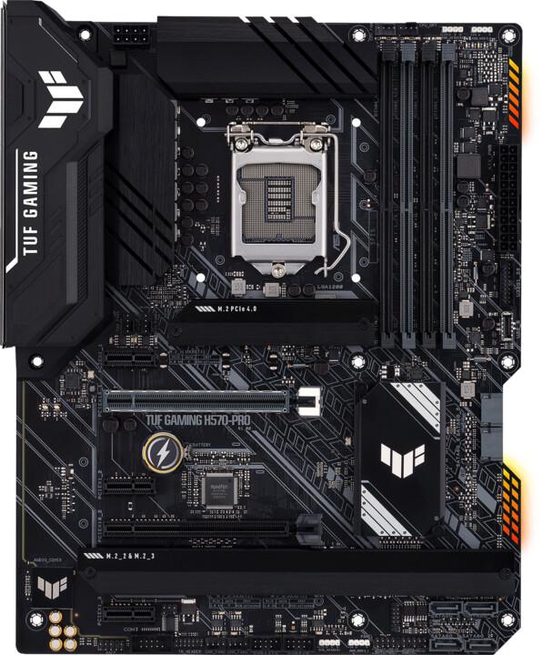 ASUS TUF GAMING H570-PRO - Intel H570