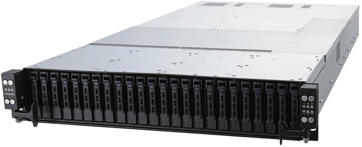 "ASUS RS720Q-E9-RS24-S, C621, 12GB RAM, 24x2,5"" SATA, 1600W"