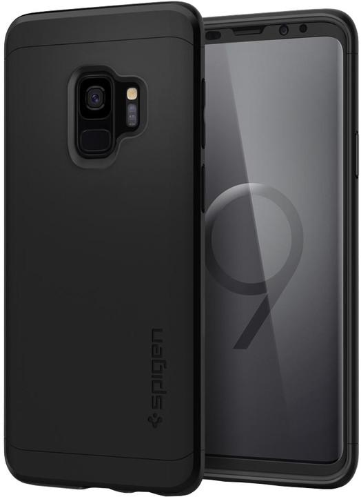 size 40 12dca 3b90a Spigen Thin Fit 360 pro Samsung Galaxy S9, black
