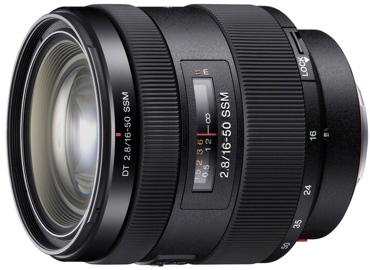 Sony DT 16–50mm f/2.8 SSM