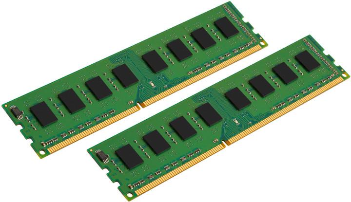 Kingston Value 8GB (2x4GB) DDR3 1600 CL11