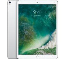 Apple iPad Pro Wi-Fi + Cellular, 10,5'', 512GB, stříbrná  + Apple TV+ na rok zdarma