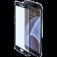 CELLY Glass ochranné tvrzené sklo pro Samsung Galaxy S7 Edge, černé