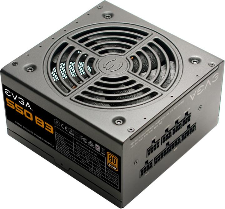 EVGA 550 B3 - 550W