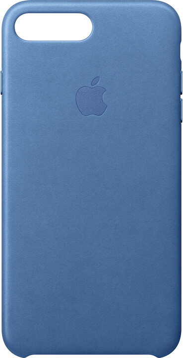 Apple Kožený kryt na iPhone 7 Plus/8 Plus – jezerně modrý