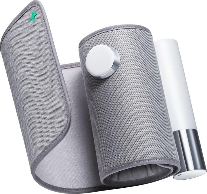 Withings Blood Pressure Monitor Core Wifi sync, Led screen, ECG sensor, Digital stethoscope