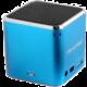 Technaxx Mini MusicMan, modrá  + Voucher až na 3 měsíce HBO GO jako dárek (max 1 ks na objednávku)