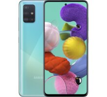 Samsung Galaxy A51, 4GB/128GB, Blue - SM-A515FZBVEUE