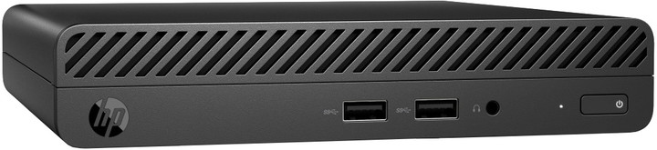 HP 260 G3 DM, černá
